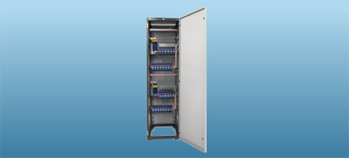 Шкафы вводно-распределительные ШВР, щиты постоянного тока