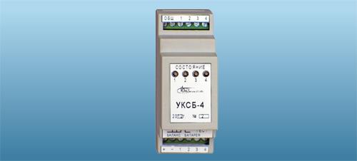 Устройство контроля симметрии батареи УКСБ-4